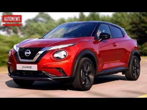 Новый Nissan Juke (2020): больше, легче и технологичнее