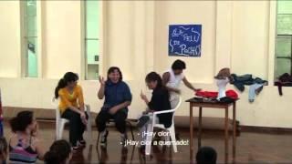 Proyecto Deportivo Especial Despertar - Fiesta Participativa 3ra Parte