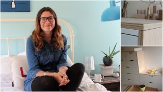 My Ikea Hack For Fitted-style Bedroom Furniture | Heather At Home