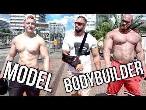 Wer hat den besseren Körper? Ron Bielecki vs Tobias Hahne