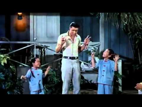 Elvis Presley - Earth Boy (From Girls, Girls, Girls, 1963) -.avi