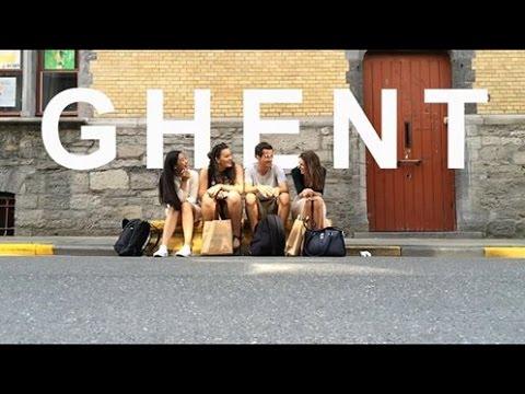 GHENT    vlog