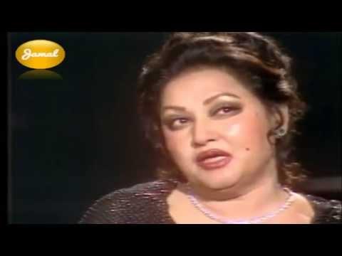 Dayar-e-Dil Ki Raat Mein -  Noor Jehan In Tarannum