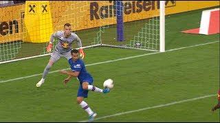 Traumtor: Chelsea-Stürmer Pedro trifft spektakulär gegen Salzburg
