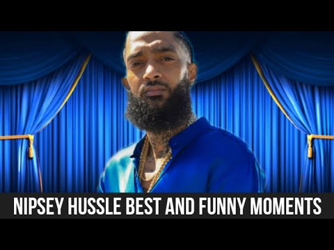 The Best Nipsey Hussle Moments Instagram Compilation