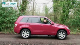 Suzuki Grand Vitara SUV review - CarBuyer(, 2012-01-30T14:22:37.000Z)