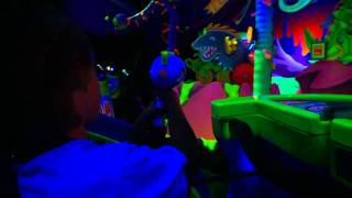 Buzz Lightyear Ride Disneyland - Full HD