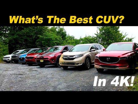 2018 Compact Crossover Off Road Comparison