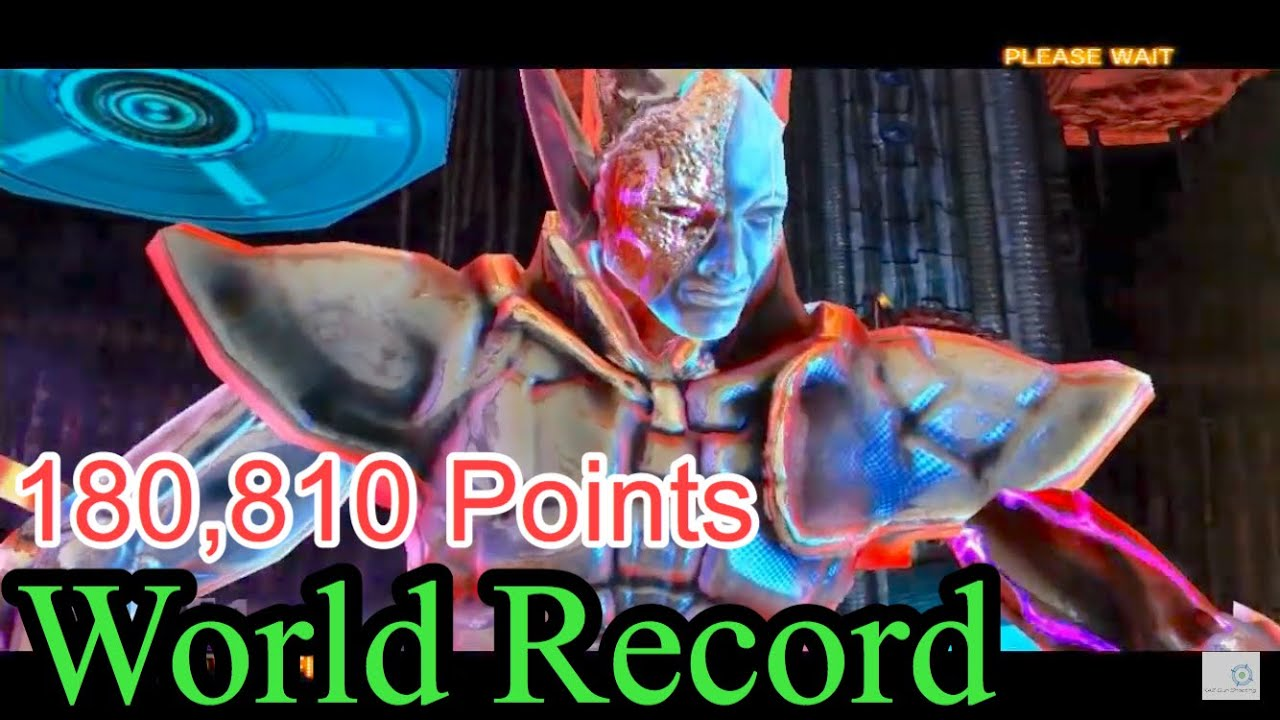 Hod4sp The House Of The Dead 4 Special 180 810 Points World Record Youtube