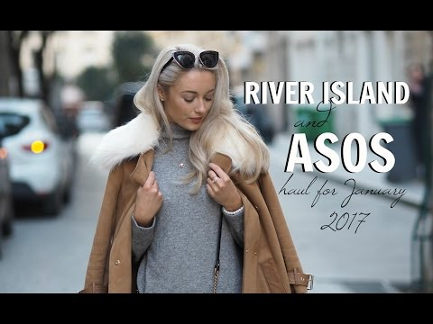 RIVER ISLAND & ASOS HAUL   |   January Winter 2017  |   Fashion Mumblr