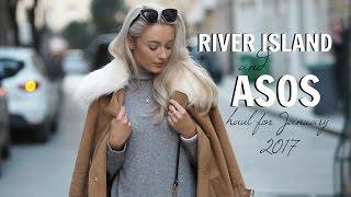 RIVER ISLAND & ASOS HAUL   |   January Winter 2017  |   Fashion Mumblr