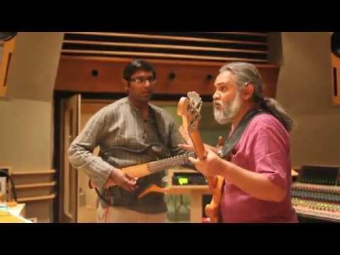 """Indian Ocean's """"Tandanu"""" album recording at YRF Studios 2014"""
