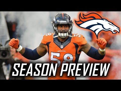 Denver Broncos 2017 NFL Season Preview - Win-Loss Predictions and More!