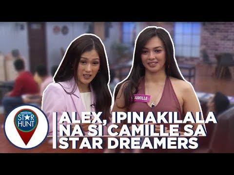 Camp Star Hunt: Alex, ipinakilala na si Camille sa Star Dreamers