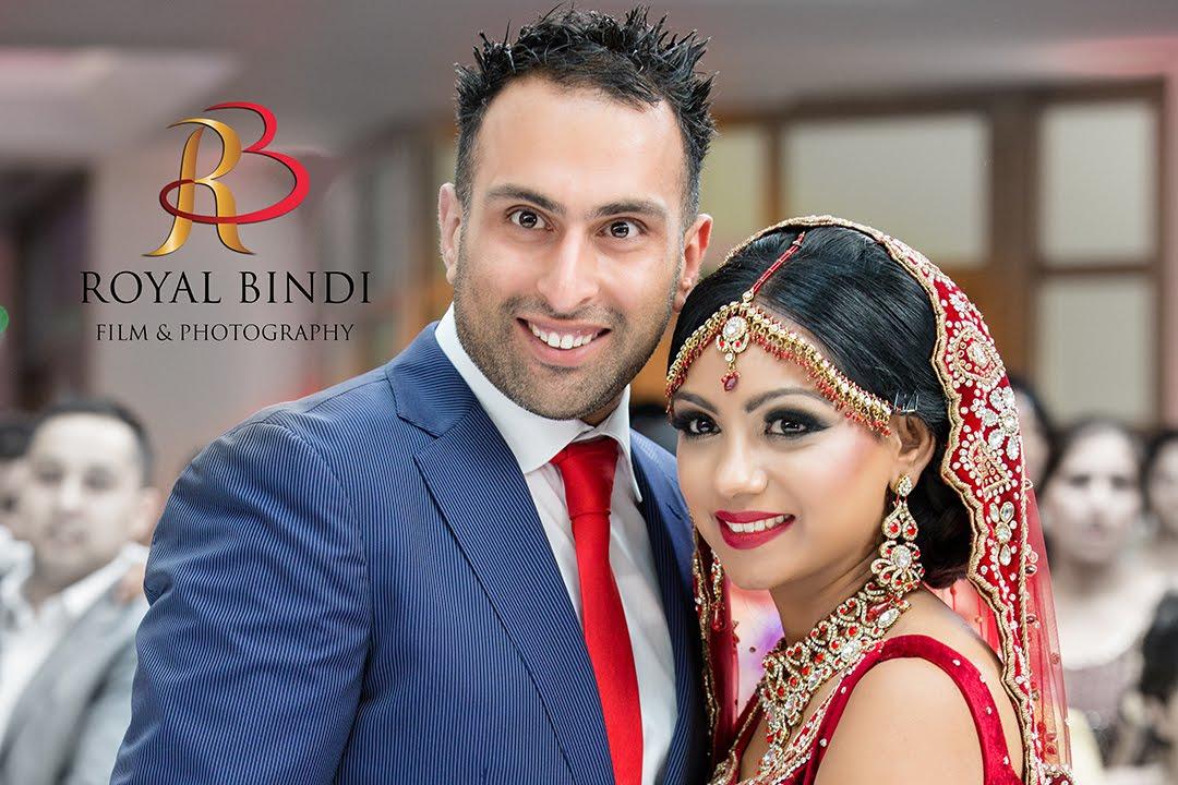 A Beautiful Sikh Wedding Entrance Danny Manpreet By Royal Bindi