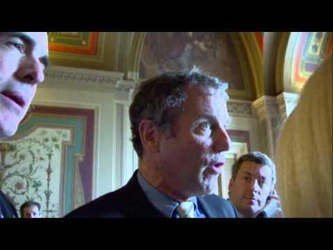 Raw: Senator 'Heard Shots' Near Capitol