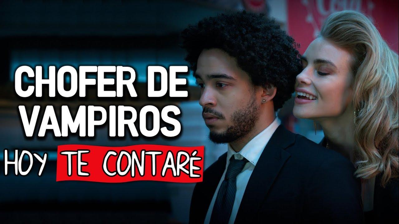 CHOFER DE VAMPIROS POR ACCIDENTE (Fauces de la Noche) : Resumen de la Película En 7 Minutos