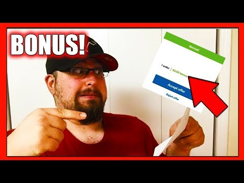 BAD NEWS (Kinda) - The TRUTH about GrubHub BONUSES... (GrubHub Delivery Driver App Tips)
