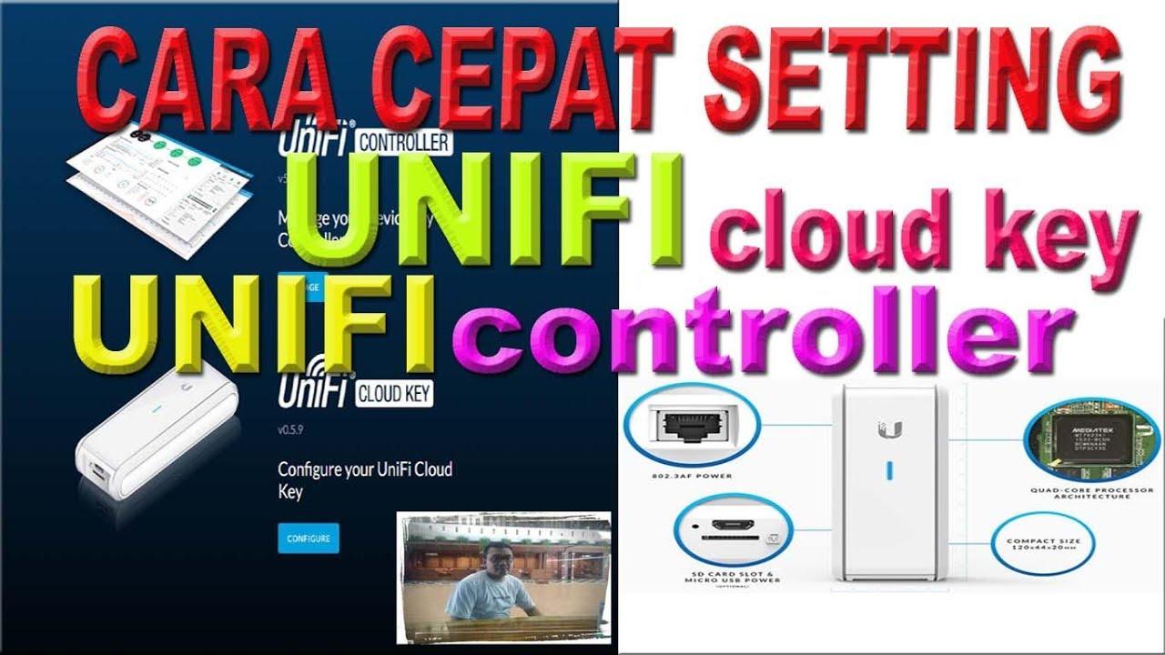 Unifi Cloud Access