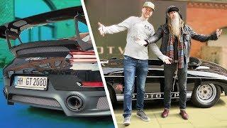 GT2 RS und wie Magnus Walker zum bekanntesten Porsche Sammler wurde