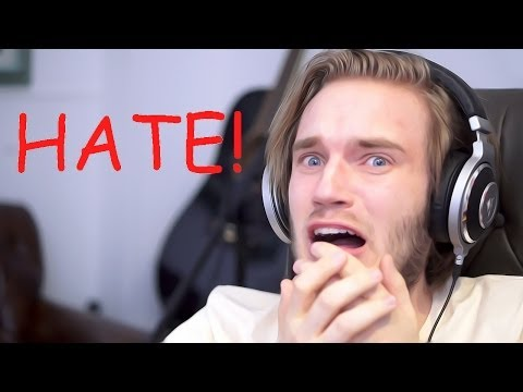 READING MEAN COMMENTS. - (Fridays With PewDiePie - Part 78)