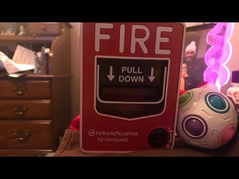 Review of my Fire•Lite/Honeywell BG-12SL Fire Alarm Pull Station