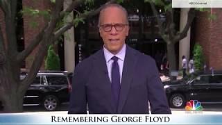 NBC News Special Report Open: George Floyd Memorial