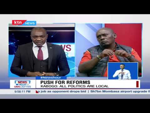 Kabogo's presidential ambitions, his stand on BBI and future of MT. Kenya Politics | FULL INTERVIEW