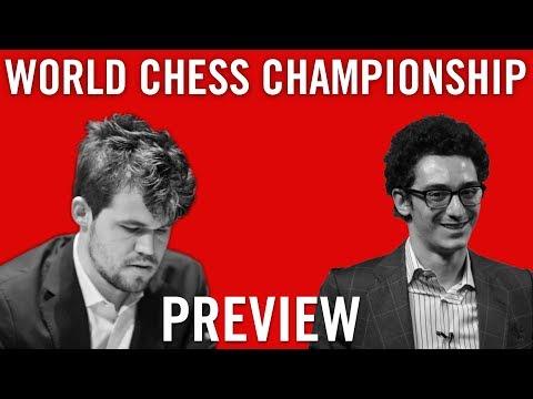 World Chess Championship 2018 Preview: Magnus Carlsen vs Fabiano Caruana