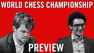 World Chess Championship 2018 Preview: Magnus Carlsen vs Fabiano Caruana
