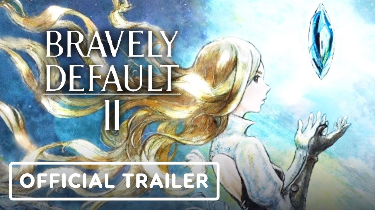 Bravely Default 2 - Official Reveal Trailer | The Game Awards 2019
