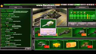 tanki online rank up and cristmas sales 2014-2015  from dz_7
