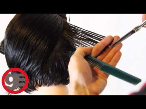 BOB HAIRCUT with graduation – How To Cut Graduated Bob Haircut Step By Step