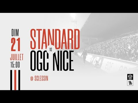 Amical Standard De Liège - OGC Nice