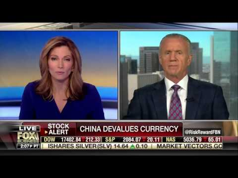 CHINA DEVALUES CURRENCY -Fox Business, Risk and Reward