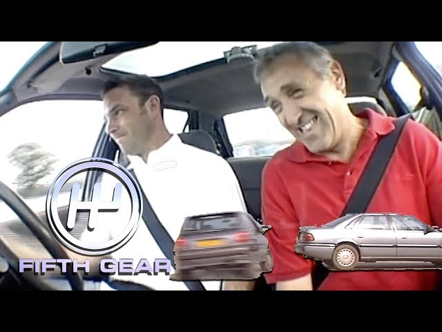 How to Handbrake Parallel Park | Fifth Gear Classic