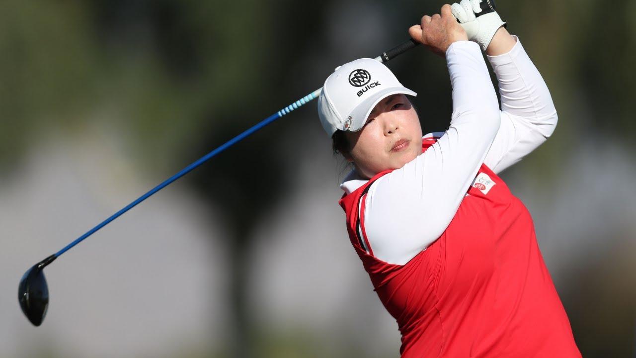 Shanshan Feng First Round Highlights | 2021 ANA Inspiration