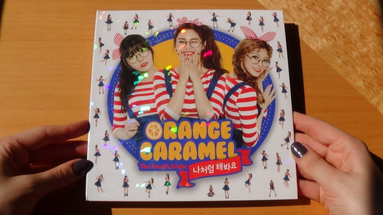 Orange caramel lipstick cover