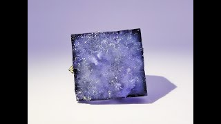 Fluorite with Chlorite from Yaogangxian Mine