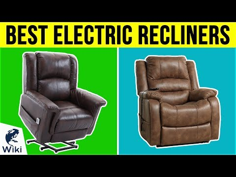 10 Best Electric Recliners 2019