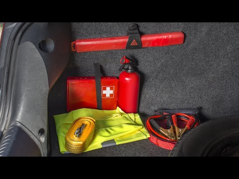 8 Things You Should Put In Your Emergency Car Kit | Former NYPD Officer's Safety Tips