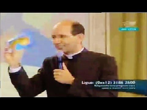 Pe. Paulo Ricardo - Pregação: João Paulo II e a Devoção à Virgem Maria na TV Canção Nova 17/05/2014