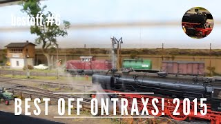 Gambar cover Ontraxs 2015 (HD) - Die besten Modellbahnen - Highlights of all Layouts