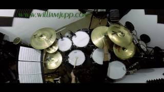 William Jupp: Sting - Seven Days (Drum Cover)