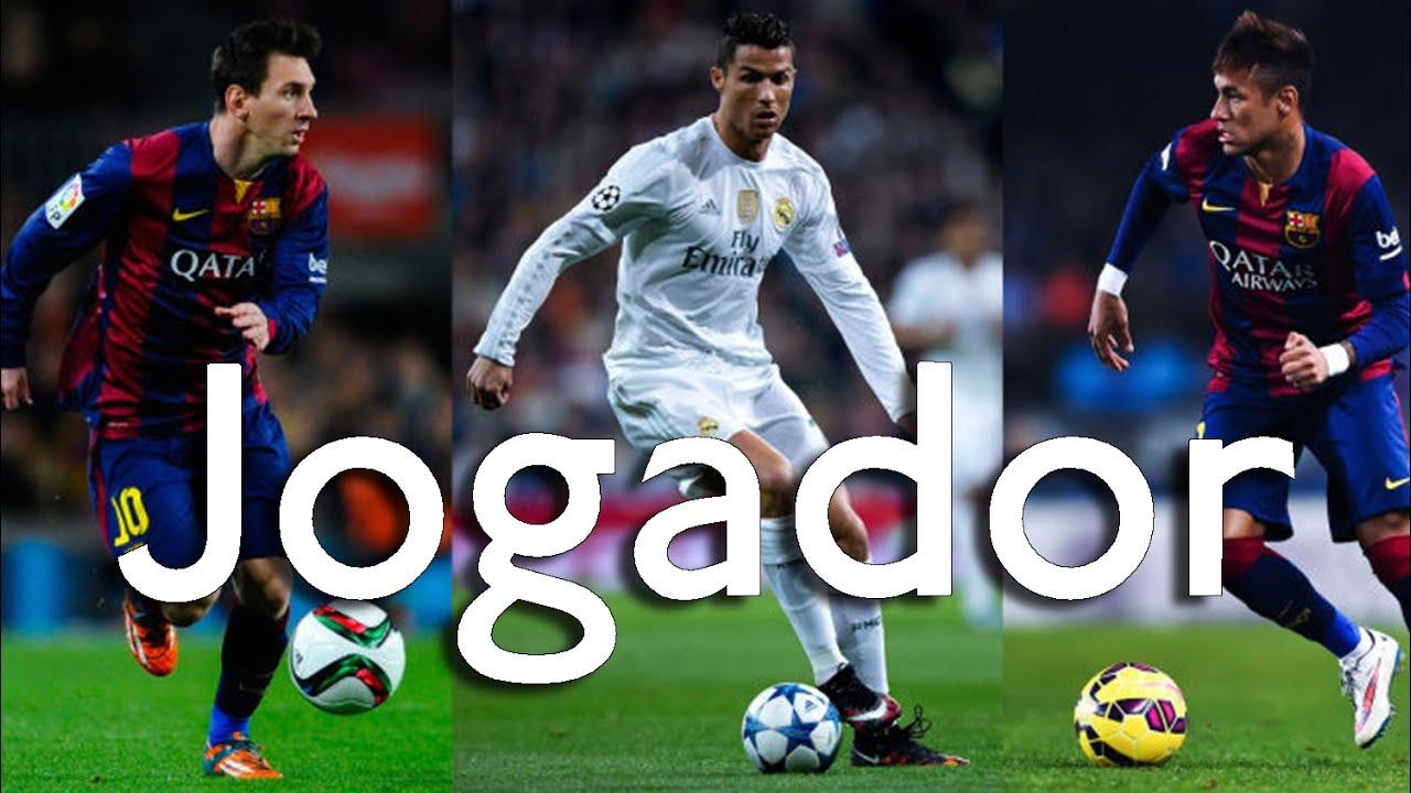 Qual Jogador De Futebol Você É  - YouTube 0d0e2b1c62310