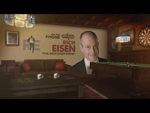 NFL Network/DirecTV's Rich Eisen on The Dan Patrick Show | Full Interview | 1/18/18