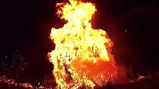 Мегакостёр из ёлки [НГ на РР - 2014] | Разрушительное ранчо | Перевод Zёбры