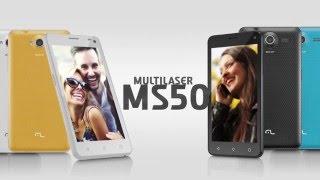 SMARTHONE MULTILASER MS50