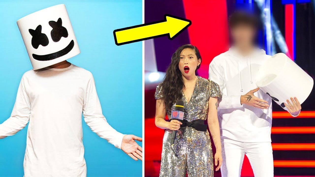 5 Volti Piu Misteriosi Finalmente Rivelati Youtube