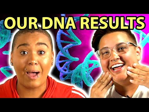 Ethnically Ambiguous People Take A DNA Test